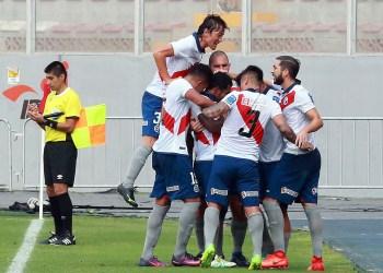 Deportivo Municipal vence a Alianza Lima 2-0. Foto: Cortesía Agencia Andina
