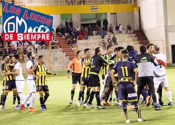 Torneo Apertura. Muni cayó ante S. Rosario
