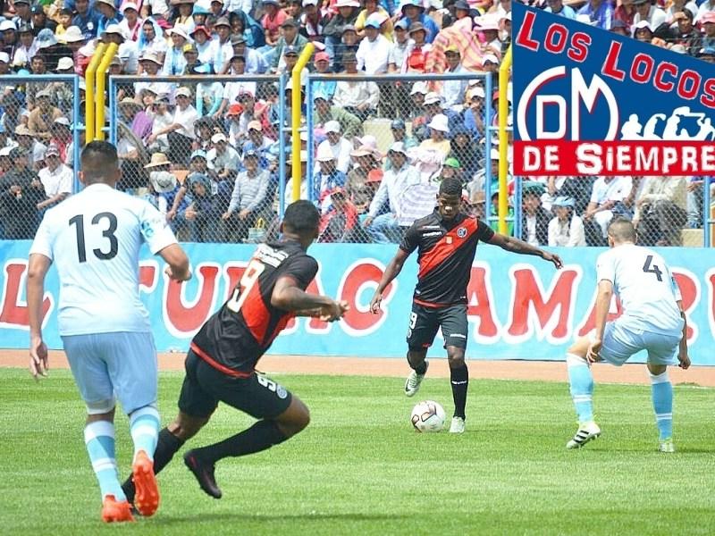 En Vivo, Real Garcilaso vs Muni.