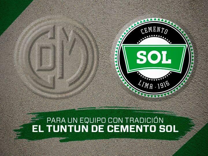Cementos Sol estará en las mangas del Deportivo Municipal