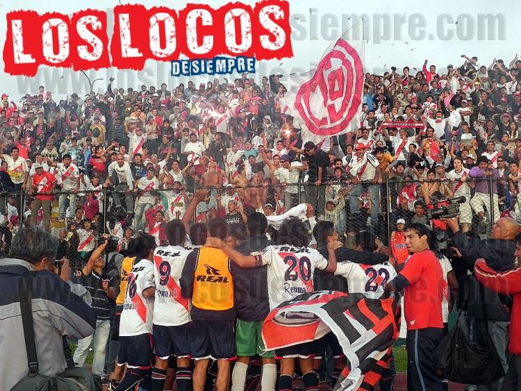 Campeón departamental de Lima. Foto: LOSLOCOSDESIEMPRE