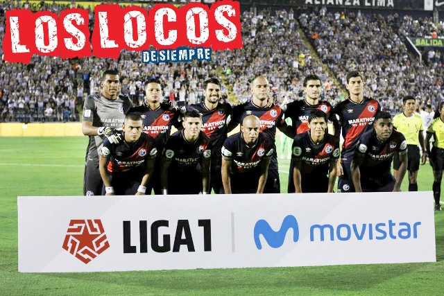 Foto: Raúl Oscco/LOSLOCOSDESIEMPRE