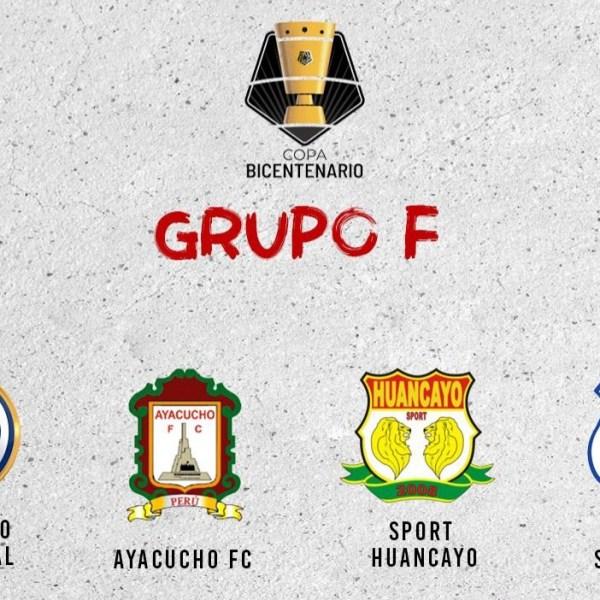 Copa Bicentenario. Muni jugará contra Ayacucho, S. Huancayo y Santos FC