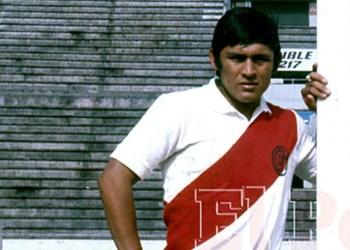 Hugo Sotil, El Cholo. Foto: Diario Oficial El Peruano