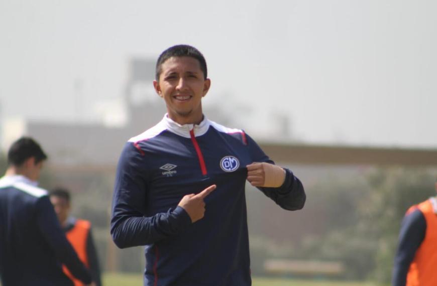 Rodrigo Vilca… muy cerca del Newcastle United
