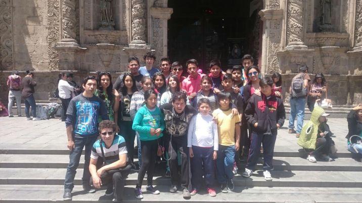 Viaje a La Paz