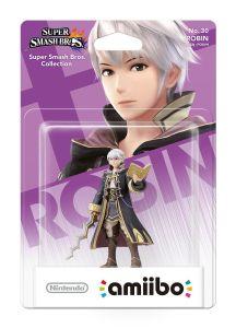 Nintendo - Figura Amiibo Smash Robin (Daraen) 30
