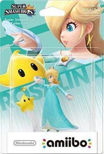 Nintendo - Figura Amiibo Smash Rosalina&Luma