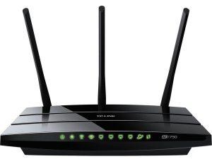 Router WiFi TP-LINK Archer C7 - Router AC1750