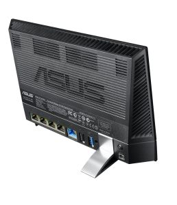 Router ASUS RT-AC56U lateral