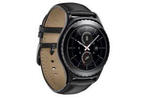 Reloj Samsung Gear S2 vista de lado