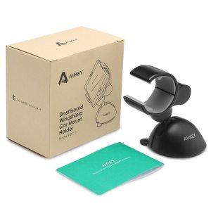 Soporte para teléfonos móviles en el coche AUKEY - caja