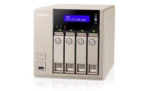 NAS QNAP TVS-463