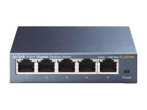 Manual para instalar el Switch TP-Link