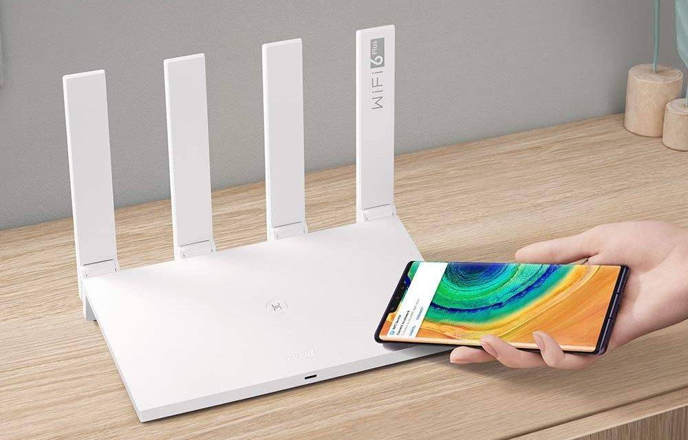 Router WiFi 6 de Huawei - cabecera
