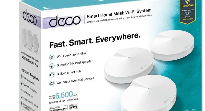 Router WiFi de malla más adecuado para casa - cabecera