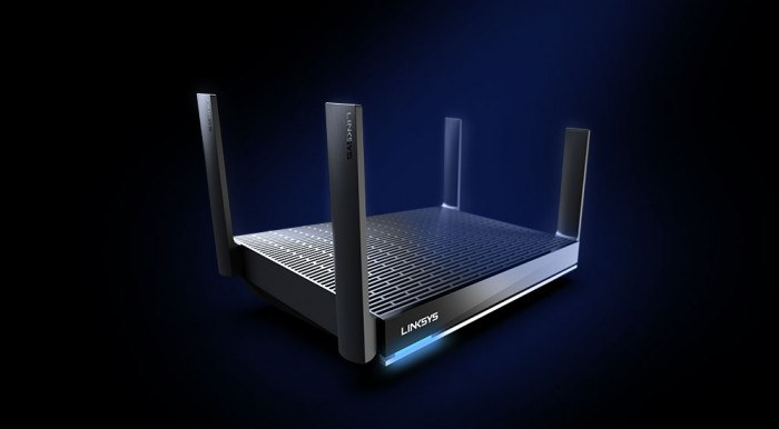 Router Linksys WiFi 6 de doble banda