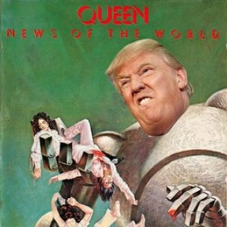 queen donaldtrump