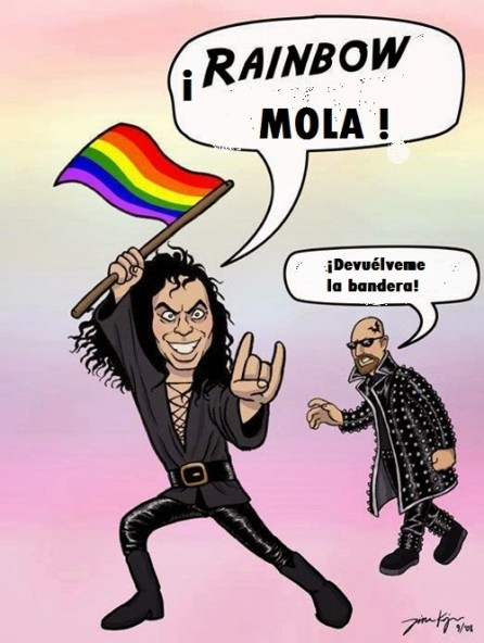 halford dio chiste