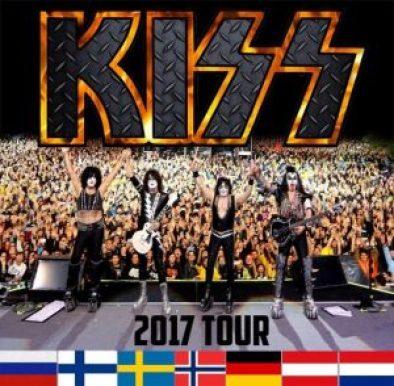 kiss2017tour