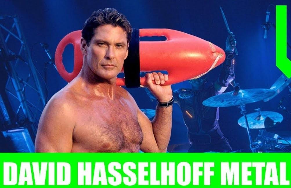 El actor David Hasselhoff ('Knight rider', 'Baywatch') cantará dos