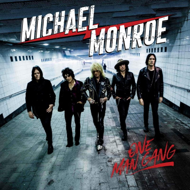 Michael Monroe: One Man Gang (2019) Michaelmonroe-cd