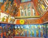 Los Dioses, los Mayas y sus pinturas.