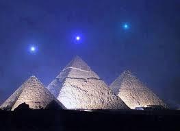 Pirámides de Egipto y su alineación cósmica.