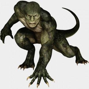 Representación figurativa de cómo serían los Dragones bíblicos.