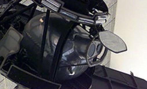 La cámara de la Sonda Orbiter.
