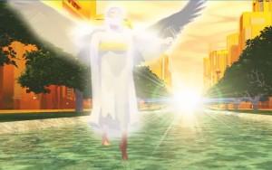 ¿Los ángeles que vió Ezequiel?