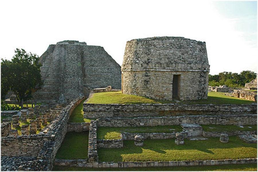Mayapan-Yucatán-Mexico