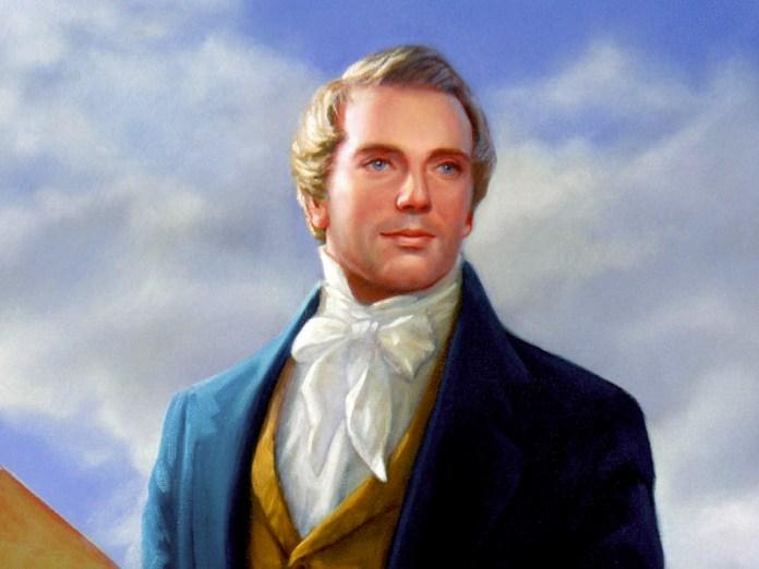Resultado de imagen para Fotos de Joseph Smith, fundador del mormonismo