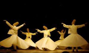 danzas sagradas