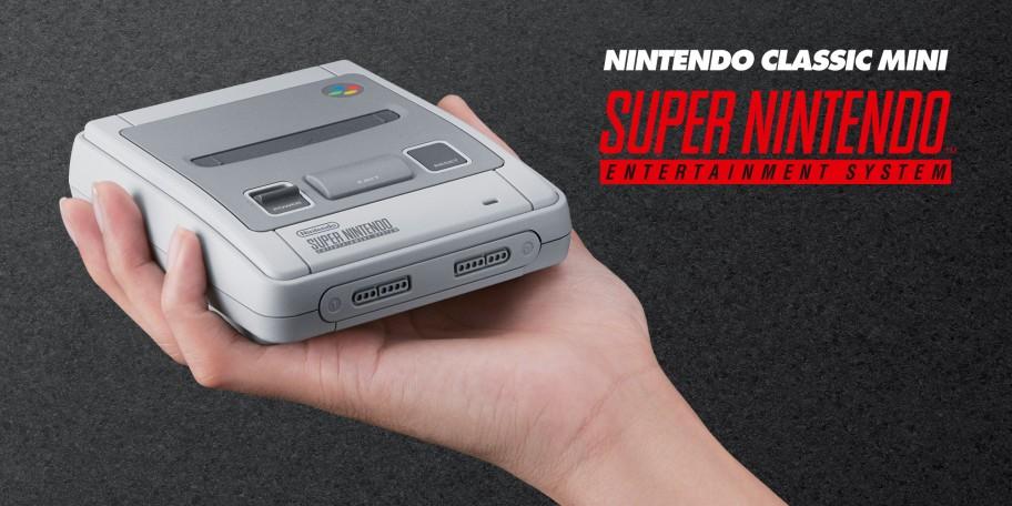SNES Classic Mini, el regreso de la nostalgia con la Gran N