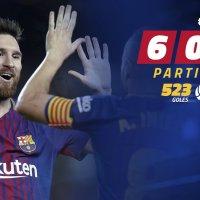 Lionel Messi: 600 veces blaugrana