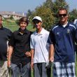 Los Osos Coaching Staff Come up Short in Annual Golf Tournament