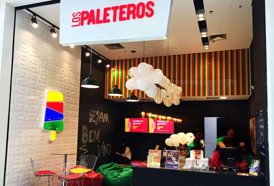 Seja um Parceiro | Los Paleteros