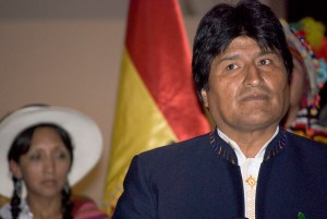 Evo Morales e le due Bolivie