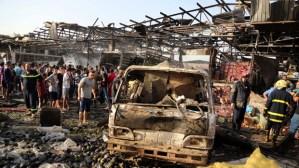 Karrada: vita e morte a Baghdad