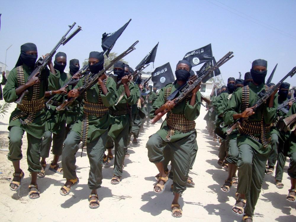Somalia Militants Twitter