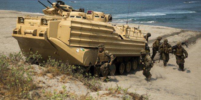 Esercitazioni militari Usa Filippine nel Pacifico-Military exercises in the Pacific.jpg