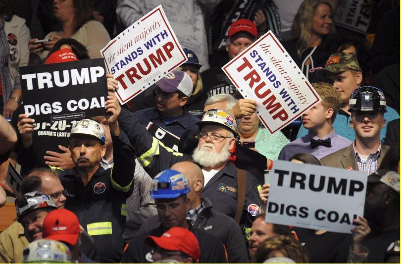trump-coal-miners