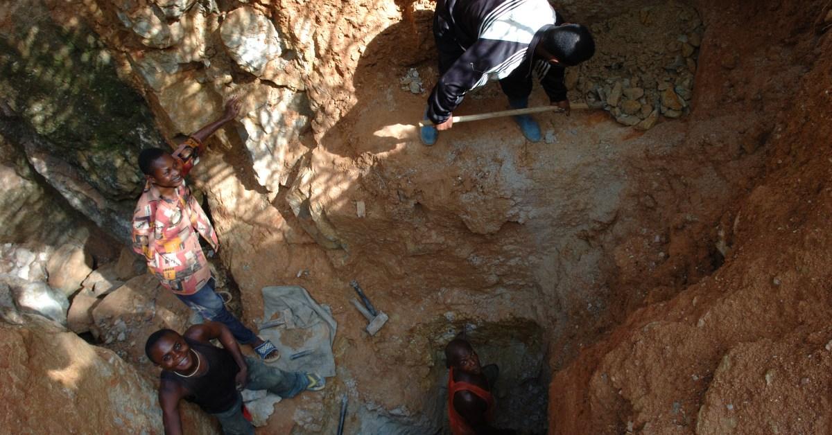 Minerali Congo
