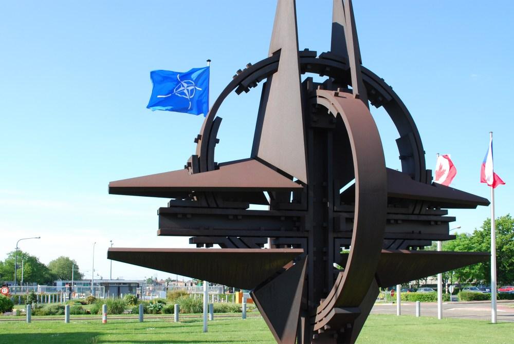 100415a-HQ28-001 NATO Headquarters Brussels.