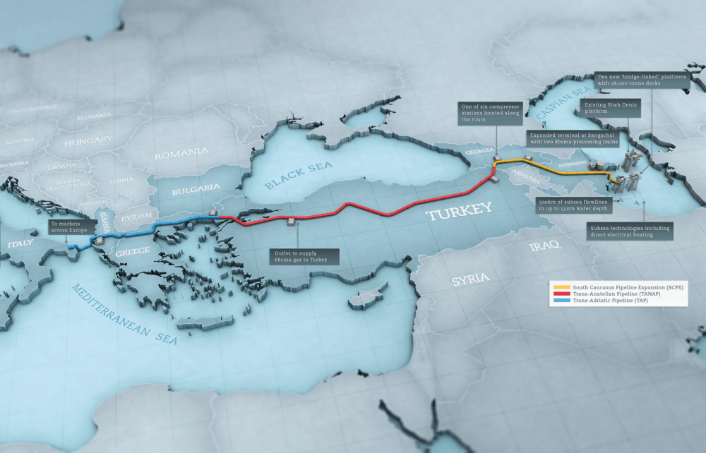 South-Caucasus-Pipeline-Expansion-contract-awarded