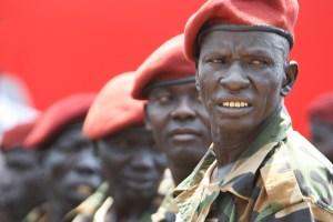south sudan military