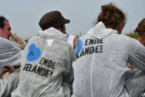 Lo Spiegante: Ende Gelände and the global climate justice