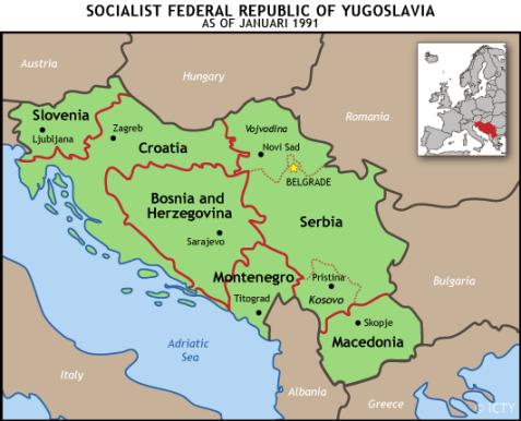 3. jugoslavia
