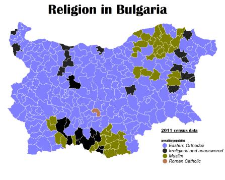 Bulgaria_religous_map